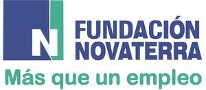 Logo Fundacion Novaterra